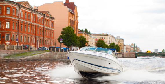 Прокат катера Formula 280SS